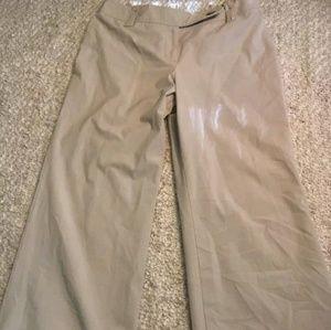 Ann taylor Women's sz 8 pants beige